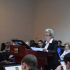 Дефицит или профицит? Завьялкина рассказала депутатам о бюджете и долгах Пензы на 2017 год