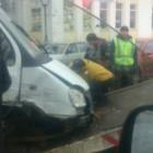 Появились подробности страшного столкновения маршрутки и «ГАЗели» у «Кагау»