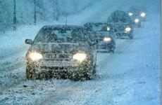 На Пензенскую область надвигается сильный снегопад