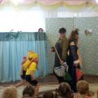 Воспитанники пензенского детского сада № 141 слушают сказки и играют в спектаклях