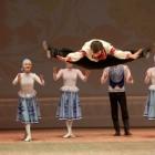 Хореографический ансамбль «Зоренька» показал пензенцам зрелищные трюки
