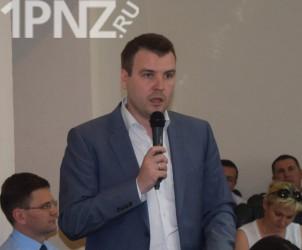 Долги Ильина. У вице-мэра Пензы обнаружились многотысячные штрафы