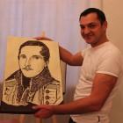 Пензенцы смогут посетить выставку Музея шоколада «Nikolya» и увидеть необычный портрет Лермонтова