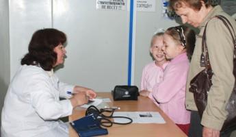 """Около 200 детей посетили Пензенскую областную детскую поликлинику в """"День открытых дверей"""""""