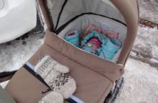 Соцсети: «В Пензе мать оставила без присмотра на морозе грудного ребенка»