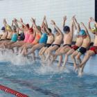 3 января пензенцы придут на семейные соревнования по плаванию