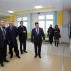Спикеру Госдумы Володину понравилась школа в Городе Спутник