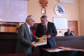 Профессор ПГУАС удостоен международной награды