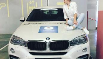 Олимпийская звезда из Пензы продает BMW, подаренное ей президентом