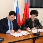Пензенская и Владимирские области договорились о сотрудничестве