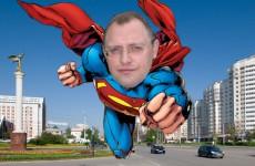 Супер-герой Игорь Михайлов возвращается в большую политику?