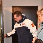 Виктор Кувайцев проинспектировал стройку в микрорайоне «Заря»