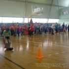 Ученики 13-й гимназии и их родителя стали первыми в спортивном «Рождественском фестивале»