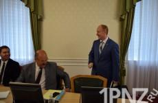 Пензенские министры затянули пояса