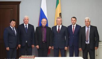 Вяземский отобрал для съемок в «Умниках и умницах» пять школьников из Пензенской области