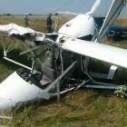 Пилот из Пензы получил при крушении самолета страшные переломы, несовместимые с жизнью