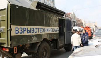 В Пензе парковку возле остановки «Электромеханика» оцепили  спецслужбы