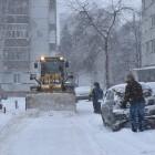 Пресс-служба мэрии: за плохую уборку снега никого не уволили