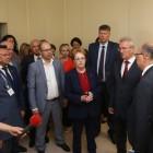 Министр здравоохранения РФ Вероника Скворцова посетила перинатальный центр в Пензе