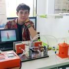 Пензенский школьник удостоен спецприза на Всероссийской олимпиаде по робототехнике