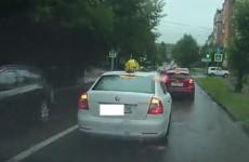 Пензенский таксист-лихач может остаться без водительского удостоверения на полгода