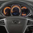 «АвтоВАЗ» рассекретил интерьер автомобилей «Vesta SW» и «Vesta SW Cross»