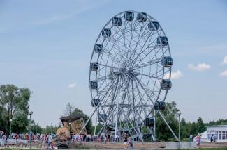 В Городе Спутнике – жаркое лето!