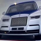 В Сеть слили фото дизайна роскошного «Rolls-Royce Phantom»