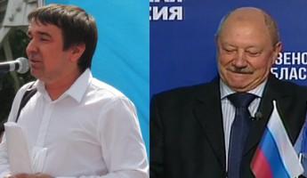 Лидер «ПНВ» Финогеев идет самовыдвиженцем по округу единоросса Егорова