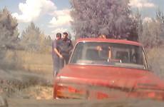 В Пензенской области бойцы Росгвардии задержали пьяного лихача, устроившего погоню на автомобиле