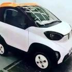 Китайцы создали самый дешевый в мире электромобиль