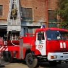 Стали известны подробности пожара рядом со зданием завода «Химмаш» в Пензе