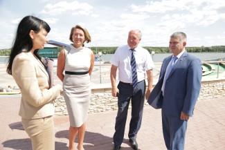 Представители Сбербанка приняли участие в визите председателя правительства РФ Дмитрия Медведева в Пензу