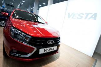 С 1 сентября подорожает «Lada Vesta»