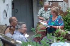 Пенсионерам Ленинского района помогли разобраться с новыми поправками в закон