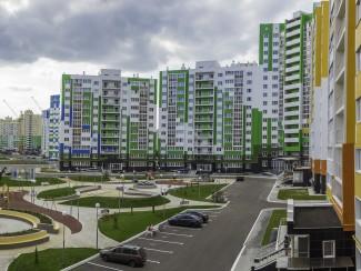 """В сентябре в Городе Спутнике стартуют продажи нового дома ЖК """"Лазурный"""""""
