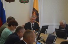Губернатор выведет районы «на чистую воду»