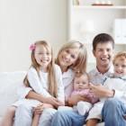Пензенские семьи, ставшие многодетными в 2016 году, будут получать пособия