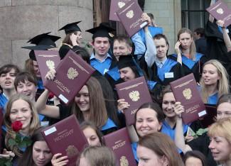 30% выпускников пензенских вузов остались без работы