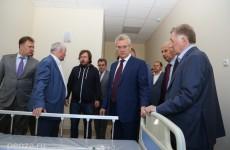 В перинатальном центре Пензы приступили к дезинфекции помещений