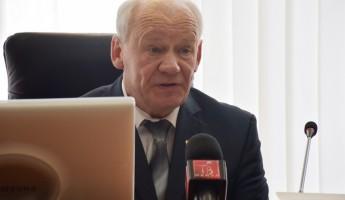 У экс-мэра Калашникова – новая должность. Власти не говорили об этом назначении с ноября 2016 года