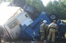 В Пензенской области перевернулась фура «МАН», погиб молдавский дальнобойщик