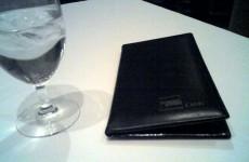 Пензенец решил «слиться» из ресторана, не заплатив по счетам