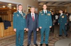 Ивану Белозерцеву вручат знак отличия за заслуги в уничтожении химоружия