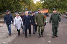 В Пензе на обустройство военного городка выделено почти 200 млн. руб