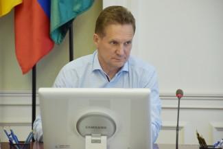 Виктор Кувайцев официально подтвердил увольнение директора СМУП «Пензалифт» Виктора Воробьева