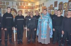 Заключенные колонии в Пензенской области «отмолили» свои грехи