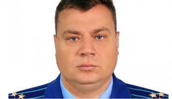 Прокурором Железнодорожного района Пензы назначен Алексей Аношин