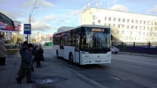 Перевозчик купил 31 новый автобус для пензенского маршрута №54