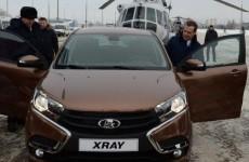 В Пензе стартуют продажи новинки Lada Xray